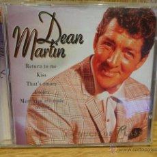 CDs de Música: DEAN MARTIN. A TOUCH OF CLASS. CD / DISKY - 1998. 16 TEMAS. CALIDAD LUJO / DIFÍCIL.. Lote 50747646
