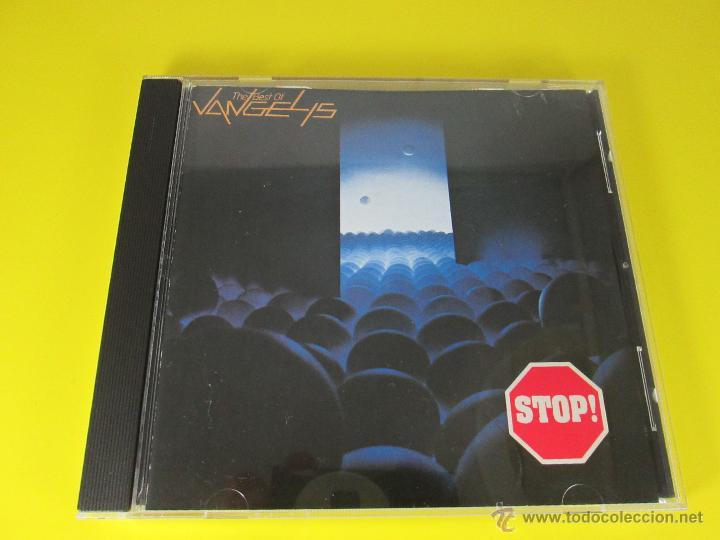 AºCD-THE BEST OF VANGELIS-RCA/BMG-RECOPILACIÓN 1975/6/7/8-6TEMAS-RCA/BMG-PERFECTO-VER FOTOS. (Música - CD's Techno)