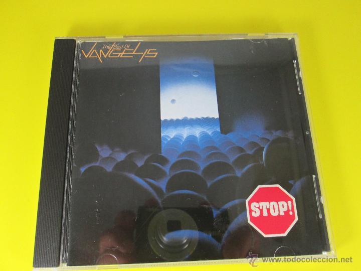 CDs de Música: AºCD-THE BEST OF VANGELIS-RCA/BMG-RECOPILACIÓN 1975/6/7/8-6TEMAS-RCA/BMG-PERFECTO-VER FOTOS. - Foto 2 - 50751173