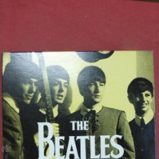 CDs de Música: THE BEATLES, FROM US TO YOU - BOX 10 CD CON LIBRO, DRESSED TO KILL MADE IN ENGLAND - DESCATALOGADO. Lote 50759192