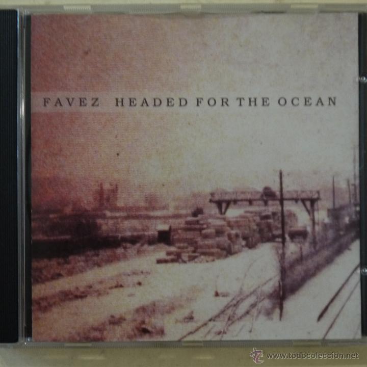 FAVEZ - HEADED FOR THE OCEAN - CD SINGLE DE 4 CACIONES 2000 (Música - CD's Rock)