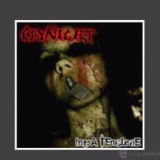 CDs de Música: CRYNIGHT. INTRA TENEBRAE. CD-2007. 9 TEMAS. PRECINTADO.. Lote 50808178