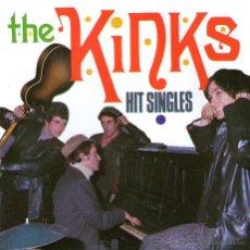 CDs de Música: THE KINKS - HIT SINGLES - CD ALBUM RECOPILATORIO - 20 TRACKS - PRT RECORDS 1987.. Lote 50829701