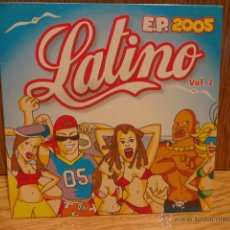 CDs de Música: LATINO. VOL 2. CD-EP / KONGA MUSIC. 5 TEMAS. CALIDAD LUJO.. Lote 50854014