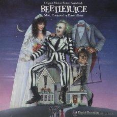 CDs de Música: BEETLEJUICE / DANNY ELFMAN CD BSO. Lote 50873284