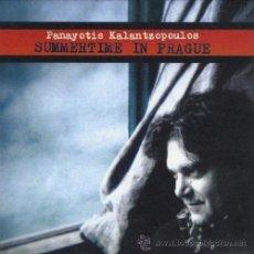 CDs de Música: SUMMERTIME IN PRAGUE / PANAYOTIS KALANTZOPOULOS CD BSO. Lote 50885775