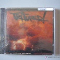 CDs de Música: CD - CRUST - TRITURED (LA CREACIÓN MAS CRUEL) - PRECINTADO - CANTABRIA. Lote 50890639