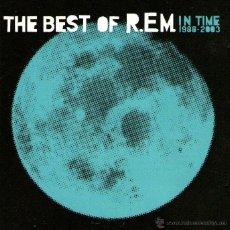 CDs de Música: R.E.M - THE BEST OF R.E.M. - IN TIME 1988-2003 - CD ALBUM 18 TRACKS - WARNER 2003 + REGALO CD SINGLE. Lote 50922396