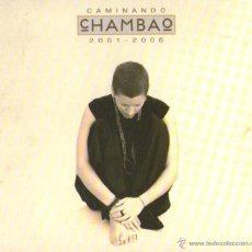 CDs de Música: ESTUCHE 2 CD + 1 DVD: CHAMBAO - CAMINANDO 2001-2006 - 33 TRACKS - SONY-BMG MUSIC 2006. Lote 273737133