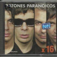 CDs de Música: RATONES PARANOICOS CD X16.ARGENTINA 2000.PRECINTADO A ESTRENAR. Lote 50949611