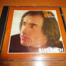 CDs de Música: LLUIS LLACH COMO UN ARBOL DESNUDO COM UN ARBRE NU CD ALBUM PRIMERA EDICION 1991 NO CODIGO BARRAS. Lote 50960503