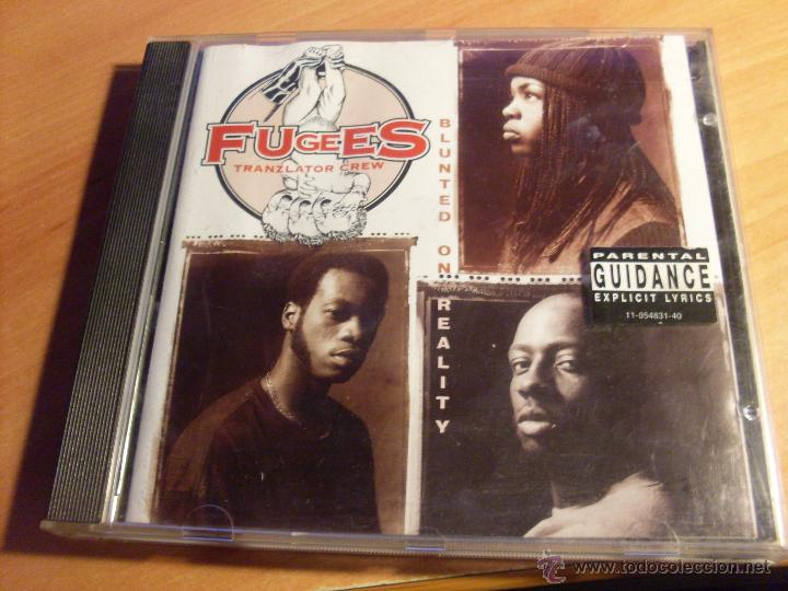 FUGEES TRANZLATOR CREW (BLUNTED ON REALITY) CD (CD23 )