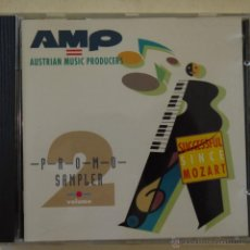 CDs de Música: AMP AUSTRIAN MUSIC PRODUCERS - PROMOSAMPLER VOLUME 2 - CD. Lote 50977319