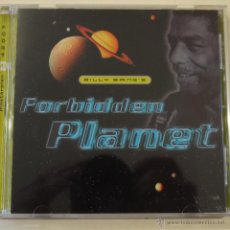 CDs de Música: BILLY BANG - BILLY BANG'S FORBIDDEN PLANET - CD. Lote 50977583
