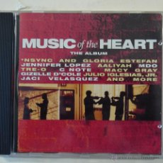 CDs de Música: BSO MUSIC OF THE HEART - THE ALBUM - CD 1999. Lote 50978673