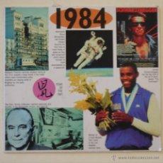 CDs de Música: 1984 - 20 ORIGINAL CHART HITS - CD. Lote 50980128