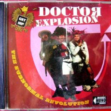 CDs de Música: DOCTOR EXPLOSION.THE SUBNORMAL REVOLUTION (USA)...FIRMADO. Lote 50981226