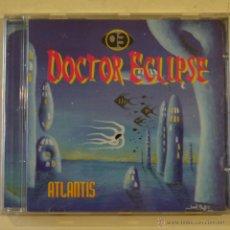 CDs de Música: DOCTOR ECLIPSE - ATLANTIS - CD 2001. Lote 50983172
