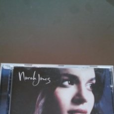 CDs de Música: NORAH JONES. COME AWAY WITH ME.. Lote 50985203