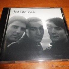 CDs de Música: JAVIER ROS CD ALBUM AUTOEDITADO CD-R CONTIENE 6 TEMAS. Lote 50999835