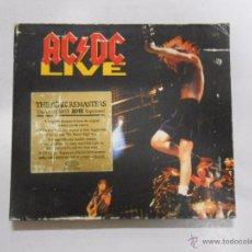 CDs de Música: AC/DC LIVE. THE AC DC REMASTERS. NO INCLUYE CD. TDKV8. Lote 51046880