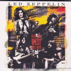 CDs de Música: LED ZEPPELIN - HOW THE WEST WAS WON - 3 CDS DIGIPACK - GRABACIONES DE 1972 - PRECINTADO. Lote 51062752