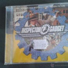 CDs de Música: CD NUEVO PRECINTADO BANDA SONORA ORIGINAL INSPECTOR GADGET SOUNTRACK OST FILM CINE. Lote 51065860
