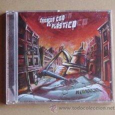 CDs de Música: CONTACTO CON EL PLASTICO - KID NACHO (CD) PRECINTADO. Lote 51068352