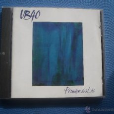 CDs de Música: UB 40 PROMISES AND LIES CD ALBUM PEPETO. Lote 51080664