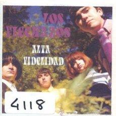 CDs de Música: LOS FLECHAZOS / ALTA FIDELIDAD (CD CARTON PROMO ESPECIAL CADENA CIEN). Lote 51085931