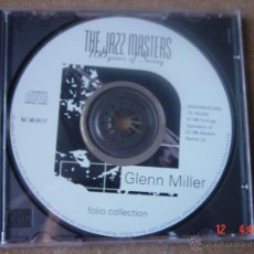 CDs de Música: GLENN MILLER. THE JAZZ MASTERS. 100 YEARS OF SWING. FOLIO COLLECTION CD. Lote 51102356