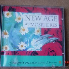 CDs de Música: NEW AGE ATMOSPHERES 2. CHAPPELL RECORDED MUSIC LIBRARY. CD EDICION INGLESA. Lote 51102388