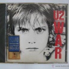 CDs de Música: U2 - WAR - CD - ISLAND MASTERS. Lote 51152014