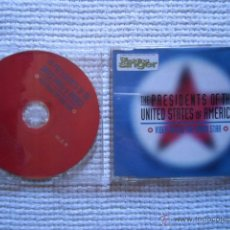 CDs de Música: THE PRESIDENTS OF THE UNITED STATES OF AMERICA '' VIDEO KILLED THE RADIO STAR '' CD SINGLE 1998 BSO. Lote 51152719