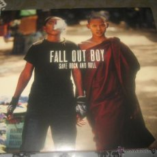 CDs de Música: CD FALL OUT BOY SAVE ROCK AND ROLL .ISLANDS AÑO 2013. Lote 51189688