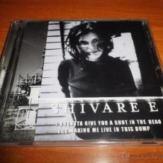CDs de Música: SHIVAREE I OUGHTTA GIVE YOU A SHOT IN THE HEAD FOR MAKING ME LIVE IN THIS DUMP CD ALBUM 2000 12TEMAS. Lote 51191254