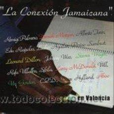 CDs de Música: LA CONEXIÓN JAMAICANA -REGGAE EN VALENCIA (CD, XUQUER ESTUDIS, 2004) . Lote 51198249
