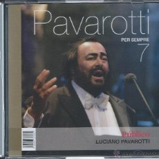 CDs de Música: PAVAROTTI - DONIZETTI (LA HIJA DEL REGIMIENTO) Y MOZART (IDOMENEO). Lote 51208140