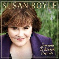 CDs de Música: CD MÚSICA SUSAN BOYLE SOMEONE TO WATCH OVER ME NUEVO PRECINTADO. Lote 51209824