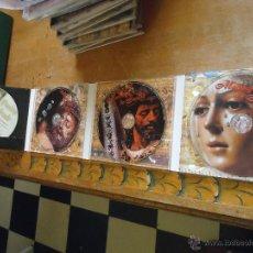 CDs de Música: 2 DVD + 1 CD SEMANA SANTA , MADRUGA EN SEVILLA Y DE REGALO DVD PASION COFRADE SALVE REGINA VOL. 14. Lote 51224899