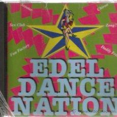 CDs de Música: CD EDEL TRANCE NATION ( DANCE TRANCE MUSIC) SCOOTER, SEX CLUB, FUN FACTORY, ZONG, CHIRON, SUB-ZERO. Lote 51231269