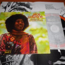 CDs de Música: ALICE COLTRANE UNIVERSAL CONSCIOUSNESS CD ALBUM DIGIPACK CON ENCARTE FORMATO MINI LP JAZZ RARO. Lote 51249854