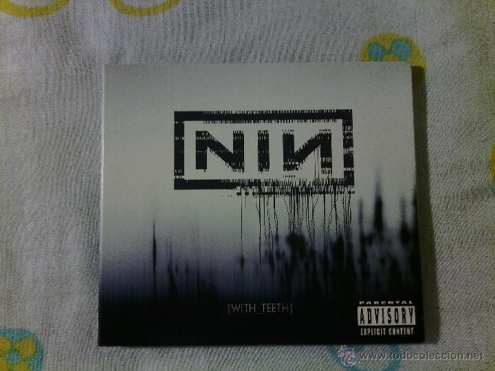 CD DIGIPACK NINE INCH NAILS - WITH TEETH / GOTHIC ROCK SINIESTRO ELECTRONIC (Música - CD's Rock)
