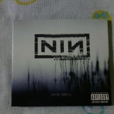 CDs de Música: CD DIGIPACK NINE INCH NAILS - WITH TEETH / GOTHIC ROCK SINIESTRO ELECTRONIC. Lote 51300398