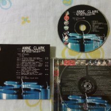 CDs de Música: CD ANNE CLARK - WORDPROCESSING / THE REMIX PROJECT / GOTHIC ROCK SINIESTRO ELECTRONIC / 1997. Lote 51300930