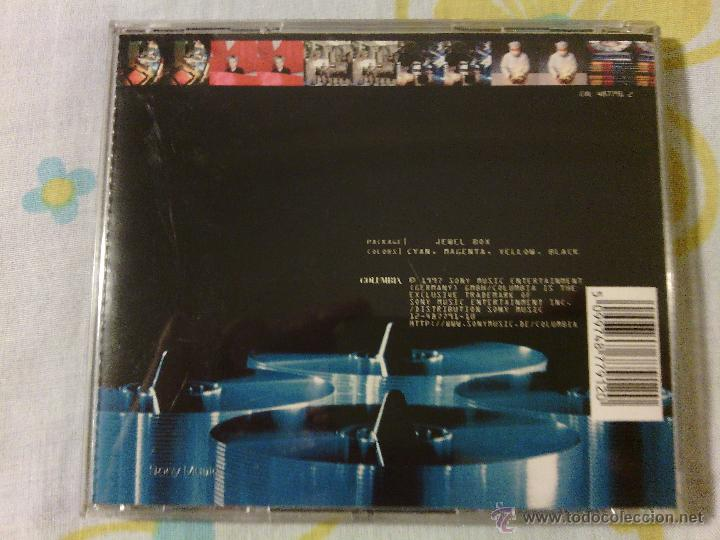 CDs de Música: CD ANNE CLARK - Wordprocessing / The Remix Project / GOTHIC ROCK SINIESTRO ELECTRONIC / 1997 - Foto 2 - 51300930