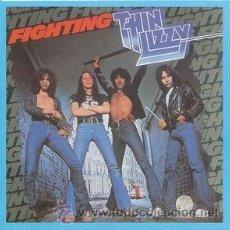 CDs de Música: THIN LIZZY - FIGHTING. REMASTERIZADO. Lote 51325242
