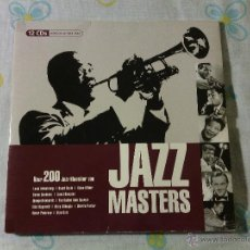 CDs de Música: BOX SET 12CDS JAZZ MASTERS - VARIOS ARTISTAS / TANDEM AUDIO / VERY RARE!!!!!!!!!!!!!!!!!!!!. Lote 51331541