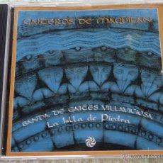 CDs de Música: GAITEROS DE MAQUILÁN. Lote 51366930