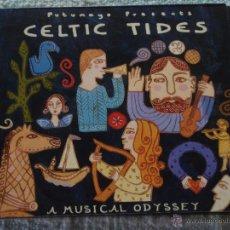 CDs de Música: CELTIC TIDES, A MUSIC ODYSSEY. Lote 51366973